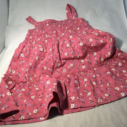12-18 Month Smocked Sun Dress